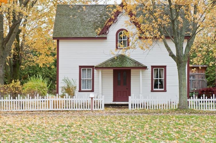 お家の写真