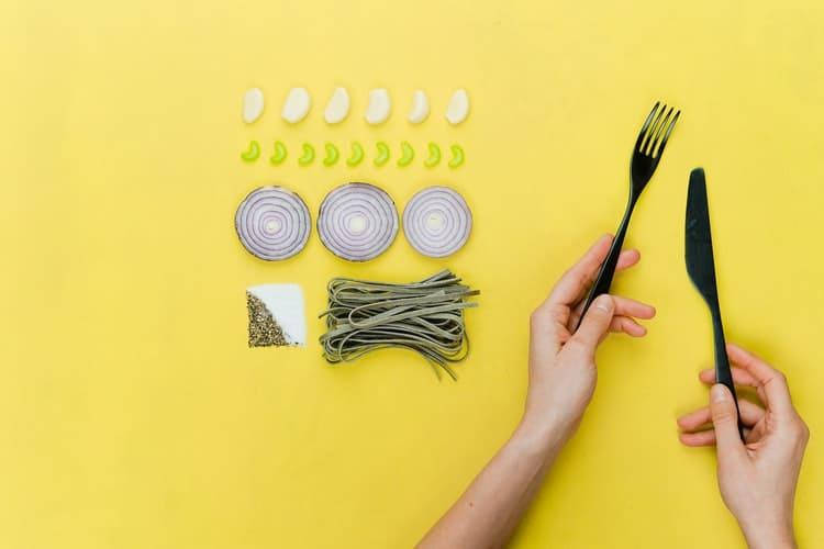 食事の材料の画像です。